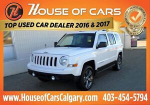 2015 Jeep Patriot High Altitude Loaded