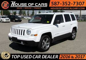 2016 Jeep Patriot High Altitude / 4WD / Sunroof