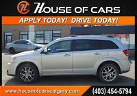 2011 Dodge Journey R/T Loaded   *$118 Bi-Weekly with $0 Down!*