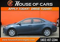 2015 Toyota Corolla CE    *$147 Bi-Weekly with $0 Down!*