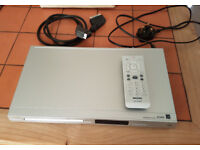 Philips DVD Player, with remote and SCART lead