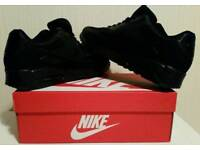 New Nike Air Max 90 Ultra - New with Box - triple black - UK Sizes: 6, 7, 8, 9, 10 & 11 available