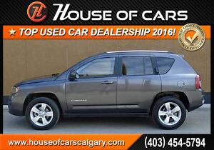 2015 Jeep Compass North 4X4  *$154 Bi-Weekly with $0 Down!*