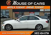 2014 Mercedes-Benz C-Class C300 4MATIC   *$246 Bi-Weekly with $0