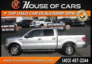2010 Ford F-150 FX4  *$182 Bi-Weekly with $0 Down!*