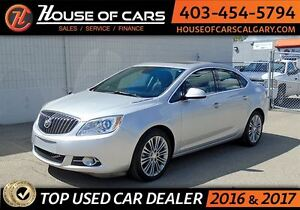 2013 Buick Verano Leather, Loaded, Roof, Nav