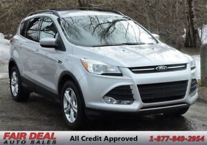 2013 Ford Escape SE: Fully Loaded/EcoBoost/Heated Seats