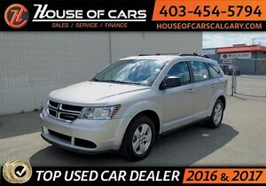 2014 Dodge Journey SE Plus 5 seater FWD with Cam