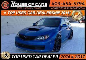 2010 Subaru Impreza WRX STi Sport-tech Package