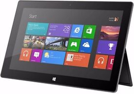 "Microsoft Surface 10.6"" 32GB Tablet - - Windows 8"