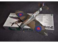 remote controlled aeroplane Spitfire Mk IIb