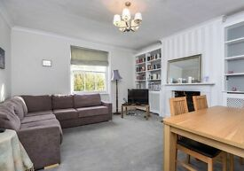 A STUNNING generously sized TWO DOUBLE bedroom flat, located within a lovely period house