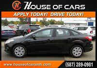 2014 Ford Focus SE *$119 bi weekly with $0 down!*