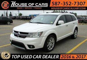 2013 Dodge Journey R/T  / AWD / Back up Camera / Navi / Sunroof