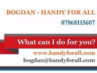 A Very Handy Handy Man