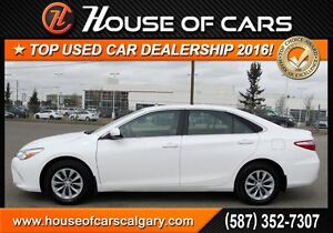 2015 Toyota Camry LE  *161 Bi-Weekly with $0 Down!*
