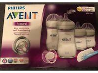Avent Natural starter set