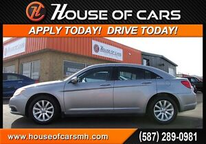 2013 Chrysler 200 Touring *$97 Bi Weekly with $0 Down!*