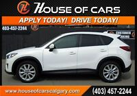 2013 Mazda CX-5 GT  w/ Leather+Sunroof