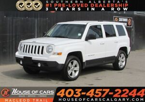2014 Jeep Patriot Sport/North/Cloth/AUX/ Bluetooth/ Heated Seats
