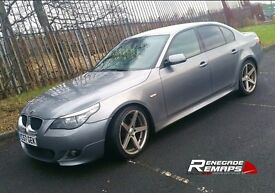 REMAPPED 2007(57) BMW 520D M SPORT FACELIFT MODEL