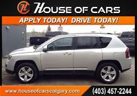2014 Jeep Compass Sport/North  w/ Leather