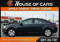 2014 Chevrolet Cruze 1LT   *$125 Bi-Weekly Payments with $0 Down