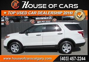 2011 Ford Explorer Base V6    *$154 Bi-Weekly with $0 Down*