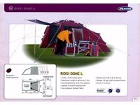 KHYAM Ridgi-Dome L, 2/4 berth touring tent