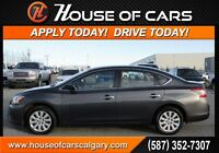 2014 Nissan Sentra 1.8 S *$111 Bi-Weekly Payments with $0 Down!*