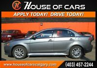 2015 Mitsubishi Lancer SE   *$140 Bi-Weekly with $0 Down!*