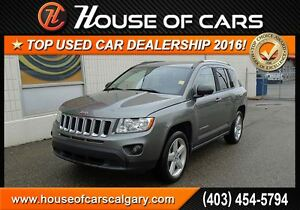 2013 Jeep Compass Limited Loaded