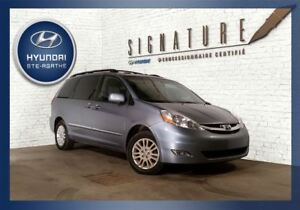 2008 Toyota Sienna XLE Lted 7 Pass.+AWD+TOIT+CUIR+DVD+