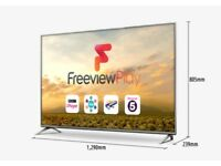 58-Inch Panasonic LED TV TX-58DX700B Ultra HD 4K TV with HDR