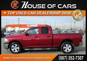 2012 Ram 1500 ST 4x4 Quad Cab   *161 Bi-Weekly with $0 Down!*