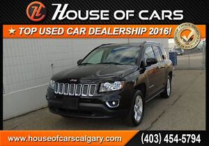 2016 Jeep Compass High Altitude Loaded