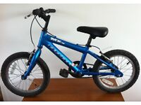 Ridgeback MX16 child's bicycle, suit 5 to 7 years approx