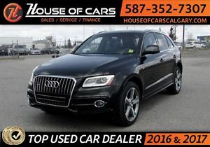 2013 Audi Q5 3.0T Premium Plus S-Line w/ Navigation / Back Up C