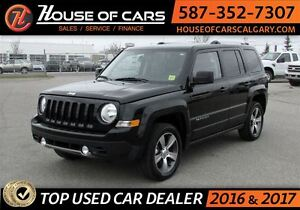 2016 Jeep Patriot High Altitude / AWD / Leather / Sunroof
