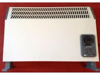 Electric radiator / heater with built in timer