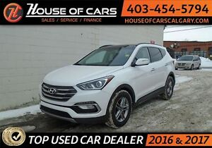 2017 Hyundai Santa Fe Sport Sport Luxury Loaded 2.4L