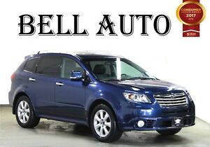 2011 Subaru Tribeca LIMITED 7PASSANGER DVD LEATHER SUNROOF