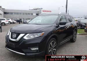 2017 Nissan Rogue SL Platinum |Reserve Package|Fully Loaded|