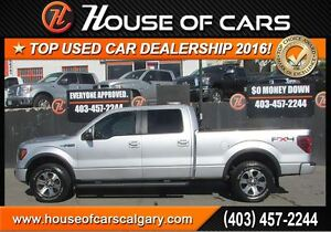 2011 Ford F-150 FX4   *$210 Bi-Weekly with $0 Down*