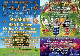Tribal Earth Summer Festival