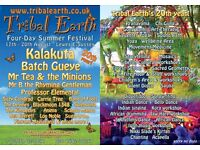 Tribal Earth Summer Festival