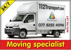 ★ 24/7 ★ Man and Van ★ Moving ★ Transport ★ Removals ★ Storage ★London ★ UK ★ Reading & whole UK