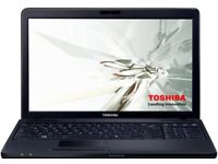 "15.6"" Toshiba Satellite Pro C660-Laptop i3 380m @ 2.53GHz 4GB 320GB HDD WIN7"