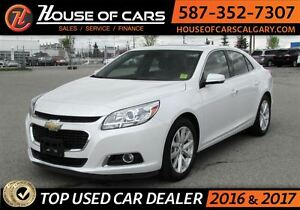 2016 Chevrolet Malibu LTZ / Sunroof / Back Up Camera / Leather S