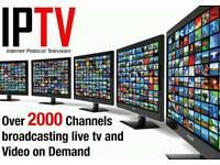 IPTV 12 MONTH GIFT(Vod & radio)